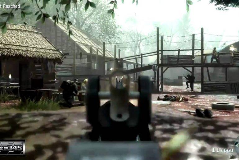 Black ops Gameplay