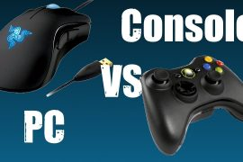 Console or PC for gaming