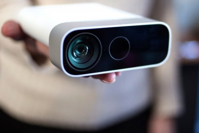 Microsoft released the Kinect
